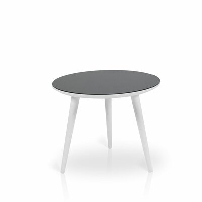 Conie Coffee Table Base Color: White