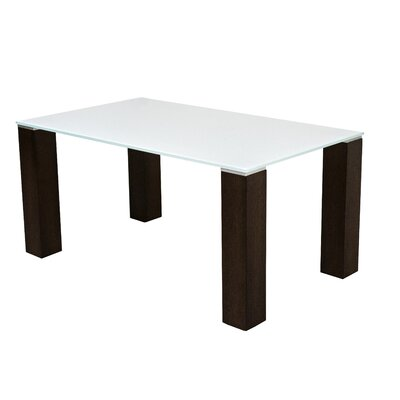 Arthurs Coffee Table Color: White