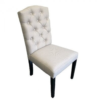 Baccarat Tufted Side Chair