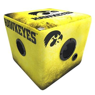 Hawkeyes Speaker Cube Ottoman