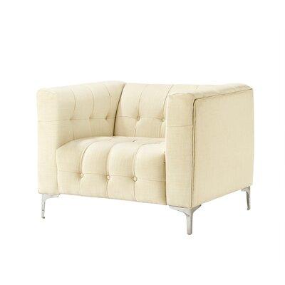 Seurat Armchair Upholstery: Beige