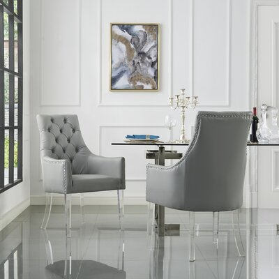 Hannatou Upholstered Dining Chair