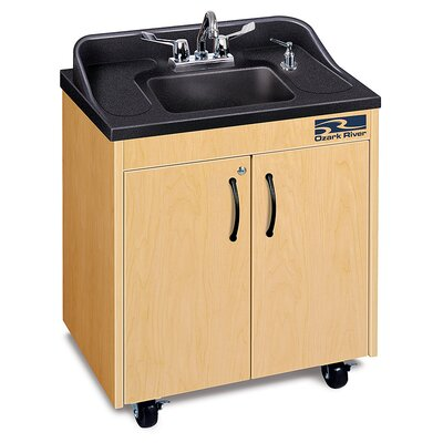 Ozark River Portable Sinks Lil Premier Finish: Maple