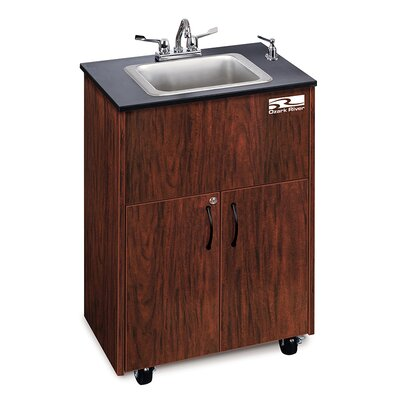 Ozark River Portable Sinks Premier 1D Finish: Mahogany