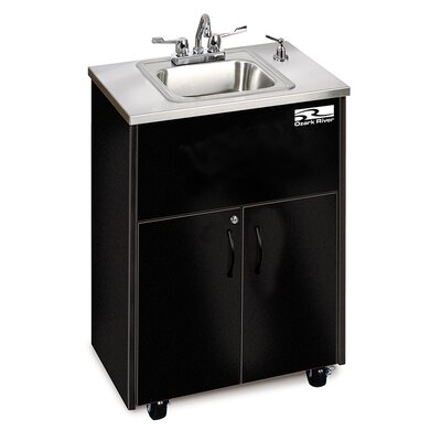 Premier Series 26 x 18 Single  Artist 1 Hand-Wash Sink