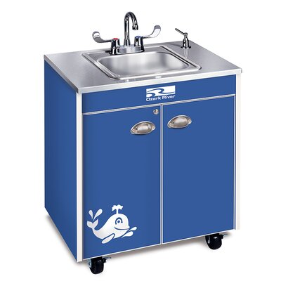 Splasher Series 26 x 18 Single Hand-Wash Sink