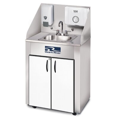 Elite Series 26 x 18 Single Pro 1 Hand-Wash Sink