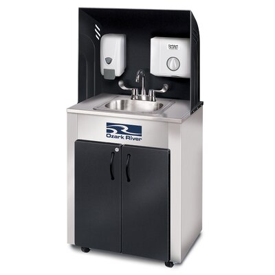 Nature Series 26 x 18 Single Pro Hand-Wash Sink