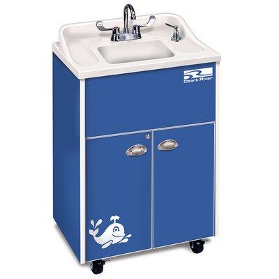 Splasher Series 26 x 18 Single Hand-Wash Sink
