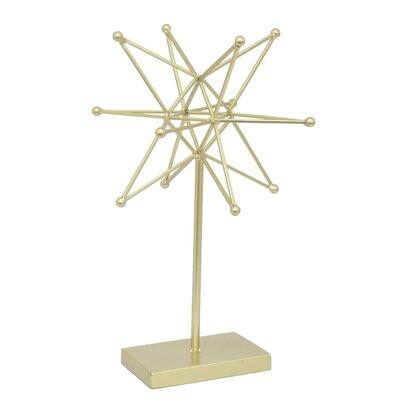 """Star Sculpture Size: 16"""" H x 8"""" W x 8"""" D 88839"""