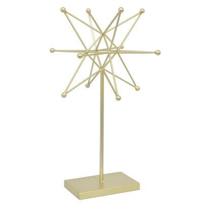 """Star Sculpture Size: 19.5"""" H x 9.5"""" W x 9.5"""" D 88838"""
