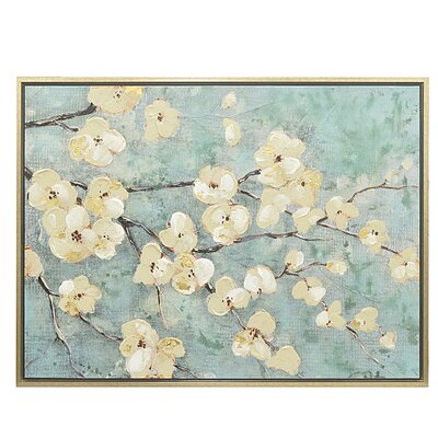 'Floral' Framed Painting Print 50433
