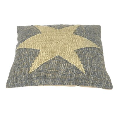 Sanyuktal Jute Cushion Throw Pillow