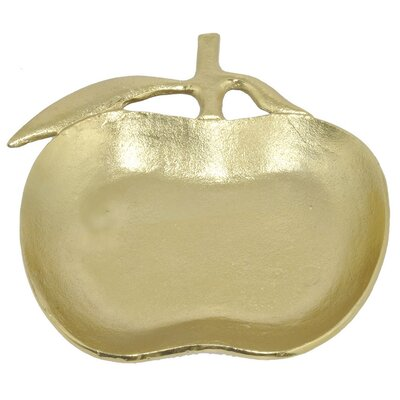 Wescott Aluminum Apple Decorative Plate
