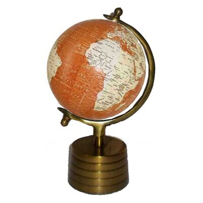 Topographical Globe Size: 13.5