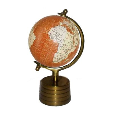 Topographical Globe Size: 11.5