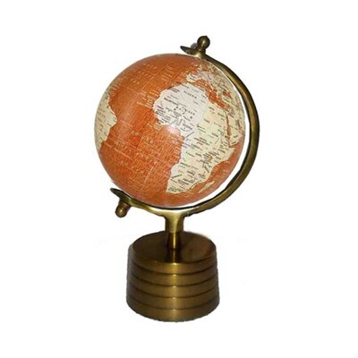 Topographical Globe Size: 10