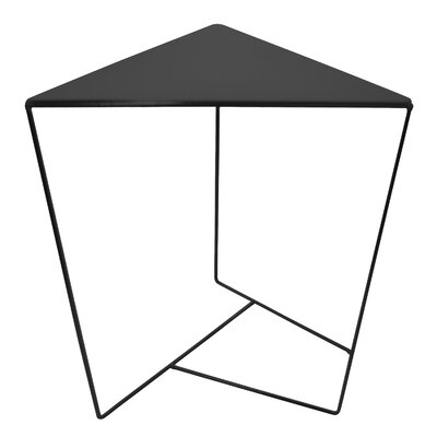 Metal Triangle Console Table
