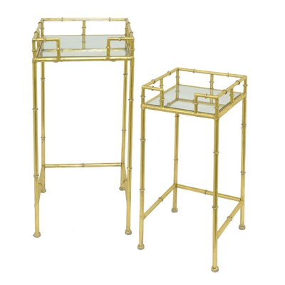 Janke 2 Piece Nesting Tables
