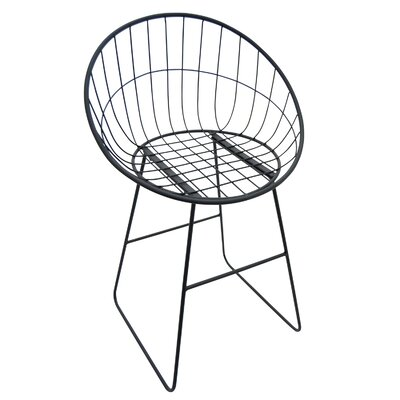 Ashlynn Metal Side Chair