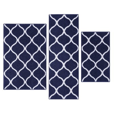 Carissa Navy Indoor Area Rug