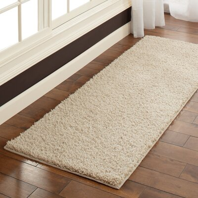 Claire Sand Area Rug Rug Size: Runner 2 x 6