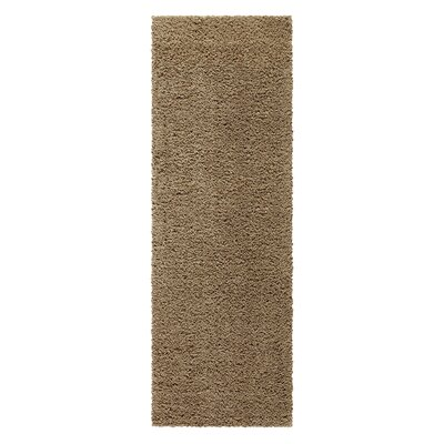 Aviles Maverick Brown Area Rug Rug Size: Runner 2 x 6