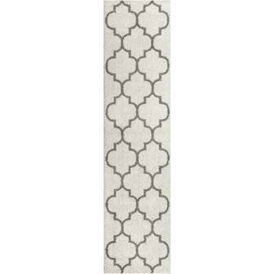 Marnie Cream Area Rug Rug Size: 7 x 10