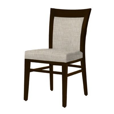 Landon Parsons Chair Upholstery: Sedona, Finish: Honey