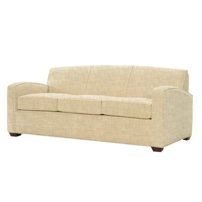 Kendall Sleeper Sofa Finish: Montana Walnut, Upholstery: Sedona