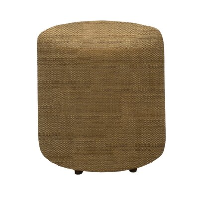 Olisa Ottoman Upholstery: Indigo