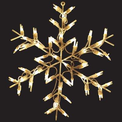 Snowflake 50 Light String Light THDA8922 43939497