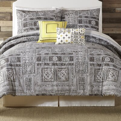 Tranquility 5 Piece Comforter Set Size: King