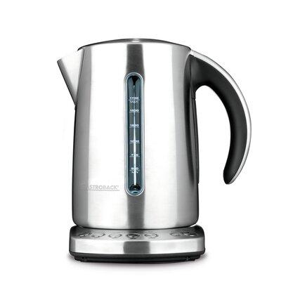 17 L Wasserkocher Advanced Pro aus Edelstahl | Küche und Esszimmer > Küchengeräte > Wasserkocher | Silver | Edelstahl | Gastroback