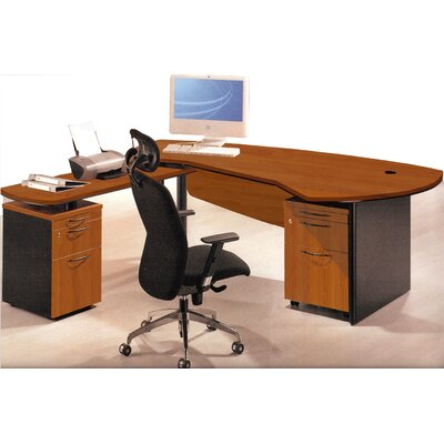 Management Left Desk Filing Set Product Image 1069