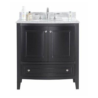 Estella 32 Single Bathroom Vanity Set Base Finish: Espresso