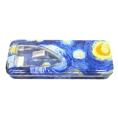 Starry Night Pencil Case A317-SN