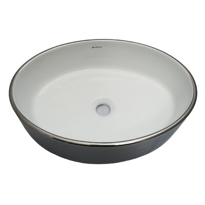 Oval�Vessel�Bathroom�Sink