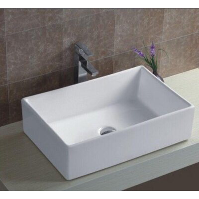 Rectangular�Vessel�Bathroom�Sink