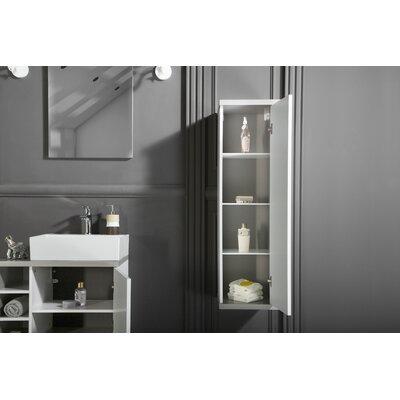 Mauro 20 Single Bathroom Vanity Set with Mirror