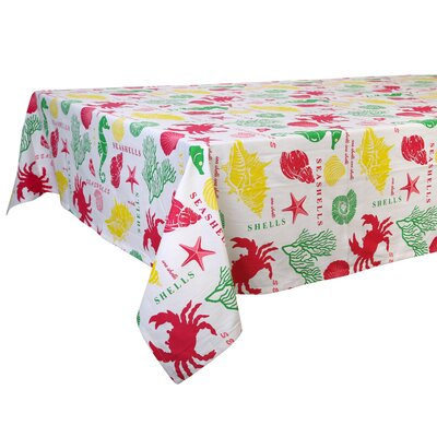 Abbot Under the Sea Tablecloth HLDS1305 38717656