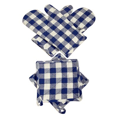 Dorine 4-Piece Pot Holder Set AGGR4520 38756777