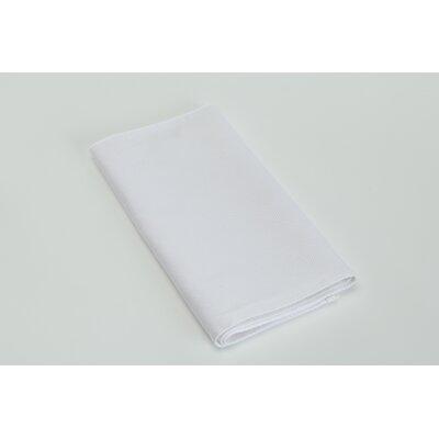 Olmsted Cotton Blend Napkin (Set of 4) Color: White