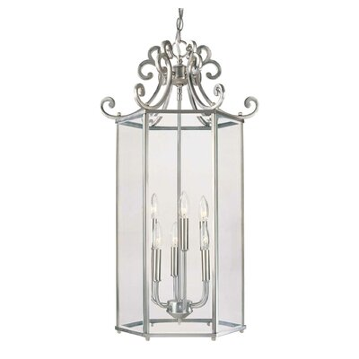 Eaton 6-Light Foyer Pendant