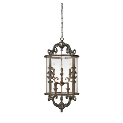 Athena 9-Light Foyer Pendant