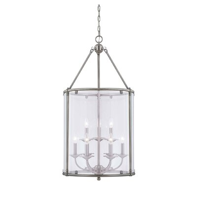 Foxcroft 9-Light Foyer Pendant