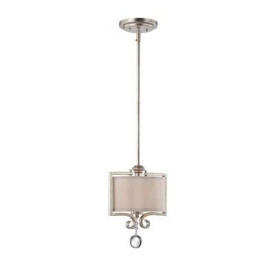 Beasley 1-Light Mini Pendant