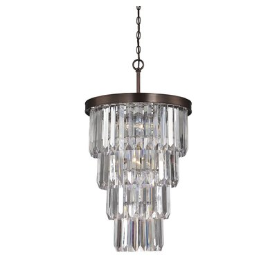 Apus 7-Light Crystal Chandelier