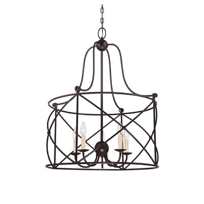 Delia 5-Light Pendant