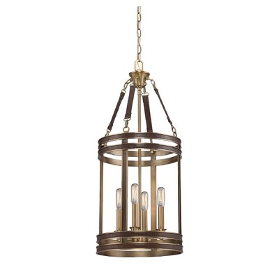 Clarice 4-Light Foyer Pendant